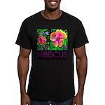 Hawaiian Hibiscus Cupid Shirt Men's Fitted T-Shirt