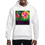 Hawaiian Hibiscus Cupid Shirt Hooded Sweatshirt