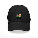 Hawaiian Hibiscus Cupid Shirt Black Cap