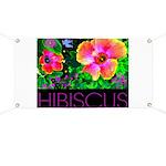 Hawaiian Hibiscus Cupid Shirt Banner