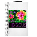 Hawaiian Hibiscus Cupid Shirt Journal