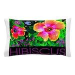 Hawaiian Hibiscus Cupid Shirt Pillow Case