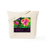 Hawaiian Hibiscus Cupid Shirt Tote Bag