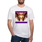 Hawaiian Shade Palm Fitted T-Shirt