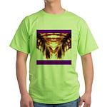 Hawaiian Shade Palm Green T-Shirt