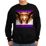 Hawaiian Shade Palm Sweatshirt (dark)