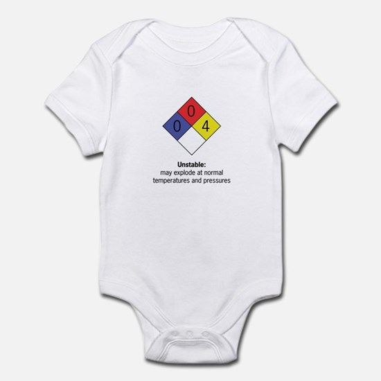 """Unstable"" Infant Bodysuit"