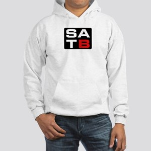 SATB Bass Hooded Sweatshirt