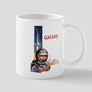 Galaxy scifi vintage Mug