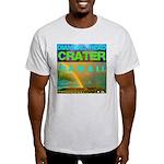 Damond Head Crater Hawaii Light T-Shirt