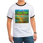 Damond Head Crater Hawaii Ringer T