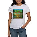 Damond Head Crater Hawaii Women's T-Shirt