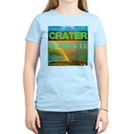 Damond Head Crater Hawaii Women's Light T-Shirt
