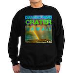 Damond Head Crater Hawaii Sweatshirt (dark)