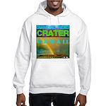Damond Head Crater Hawaii Hooded Sweatshirt