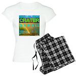 Damond Head Crater Hawaii Women's Light Pajamas