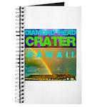 Damond Head Crater Hawaii Journal