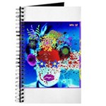 Fabulous Demented Diva Clown Journal