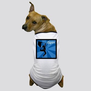 iSpin Female Dog T-Shirt