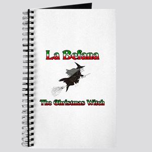 La Befana The Christmas Witch Journal