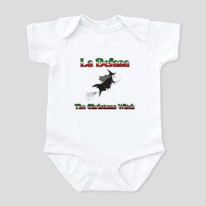 La Befana The Christmas Witch Infant Bodysuit
