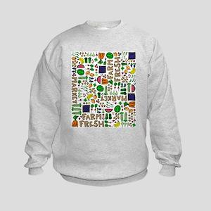 Farmers Market Medley Sweatshirt