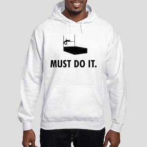 High Jump Hooded Sweatshirt