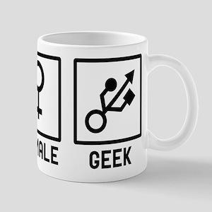 Geek humor Mug