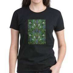 Flowery Meadow Women's Dark T-Shirt