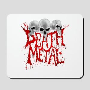 Death Metal Mousepad