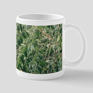 """Green Coffee Beans"" Mug"