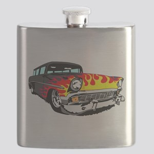 I'm Mad for this Flamed Black Nomad! Flask