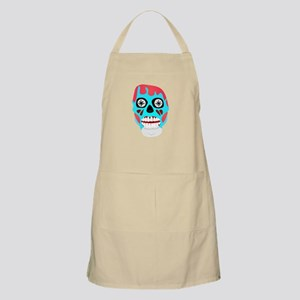 Scary Monster Face Apron