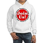 I Hate Dialysis 02 Hooded Sweatshirt