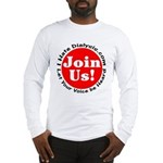 I Hate Dialysis 02 Long Sleeve T-Shirt