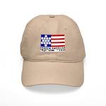 Hebrew Flag Cap