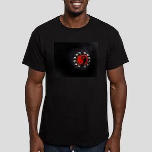 JKD Men's Fitted T-Shirt (dark)