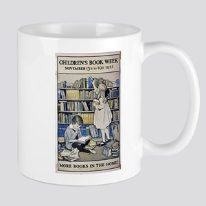 1921 Children's Book Week Mug Mugs