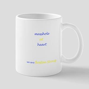 Boston Strong/Masshole Mug