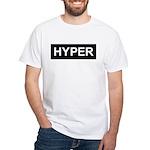 HYPER White T-Shirt