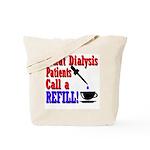 Dialysis Refill Tote Bag