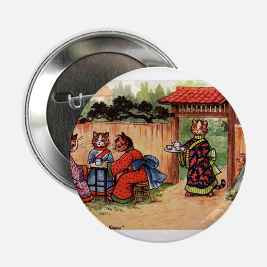 "Tea Ceremony 2.25"" Button"