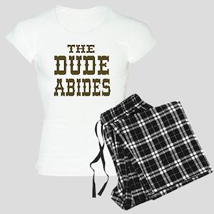 The Dude Abides Pajamas