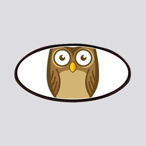 Brown Owl-2 Patches