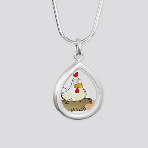 Chicken and Eggs Necklaces