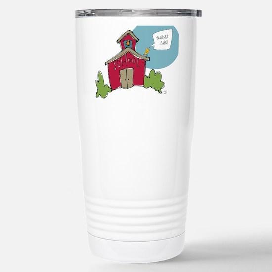 Teachers Care Travel Mug