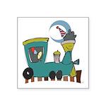 Party Train Sticker