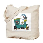 Party Train Tote Bag