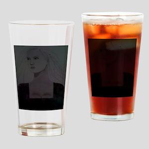 P.Nagel's Woman Drinking Glass
