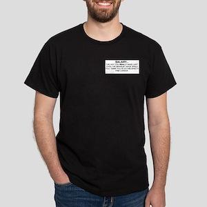 SALARY Dark T-Shirt